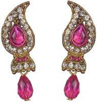 SP Jewellery Rhodium Plated Alloy Drop Earring - ERGEY6NKBFTV2VCZ