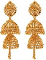 GoldNera Vidya Balan Alloy Jhumki Earring