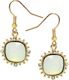Jewelz Stylish Hanging Metal Dangle Earring