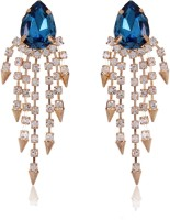 Cinderella Collection By Shining Diva Fasionable Alloy Drop Earring