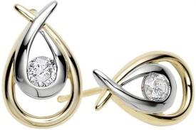 Kiara Jewellery Sterling Silver Stud Earring: Earring