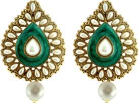 DG Jewels Traditional Metal, Alloy Stud Earring