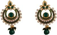 R18Jewels-Fashion&U Royal Princess Swara Metal Chandbali Earring