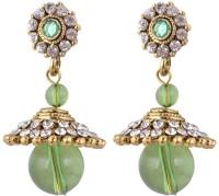 SP Jewellery Rhodium Plated Alloy Drop Earring - ERGEY6NKEJKEFZ9Z