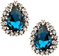 20Dresses A Drop In The Ocean Blue  K Metal Stud Earring