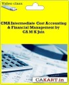 CAKART CMA Intermediate Cost Accounting & Financial Management By CA M K Jain - Pen Drive