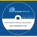 Exam Block Banking Promotional Exam CD For Clerk To Scale I- Softcopy Material (CD)