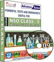 Practice Guru NSO Class 9 (CD)