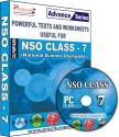 Practice Guru NSO Class 7 (CD)