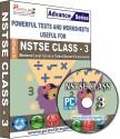 Practice Guru NSTSE Class 3 (CD)