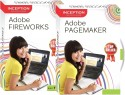 Inception Learn Adobe Pagemaker  +  Adobe Fireworks (CD)
