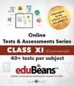 Edubeans Beans XI Online Tests Preparation For Class 11 Commerce With Term & Unit Test (Online)