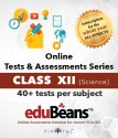 Edubeans Beans XII Science Online Tests Preparation For Class 12 With Term & Unit Test (Online)