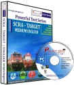 Practice Guru Powerful Test Series - SCRA - Target Medium English (CD)