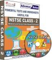 Practice Guru NSTSE Class 2 (CD)