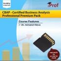 IProf CBAP - Certified Business Analysis Professional Premium Pack SD Card (Memory Card)