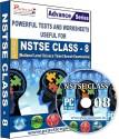Practice Guru NSTSE Class 8 (CD)