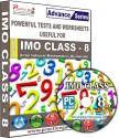 Practice Guru IMO Class 8 (CD)