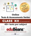 Edubeans Beans XII Commerce Online Tests Preparation For Class 12 With Term & Unit Test (Online)