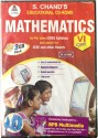 S.Chand CBSE Class VI Mathematics - CD