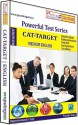 Practice Guru CAT Target Complete Preparation Guide Including Test Series   200 Topic Wise Tests + 10 Mock Papers + Previous Year Papers In English (CD)