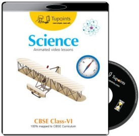 Tupoints CBSE VI Science Animated video lessons