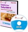 Practice Guru Tally.ERP 9 Smart Tax Accounting Video Tutorial (CD)