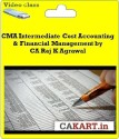 CAKART CMA Intermediate Cost Accounting & Financial Management By CA Raj K Agrawal - Pen Drive
