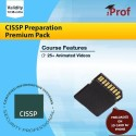 IProf CISSP - Certified Information Systems Security Professional Preparation Premium Pack SD Card (Memory Card)