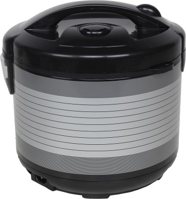 Nikitasha NT-RC-020 2.0 L Electric Rice Cooker with Steaming Feature
