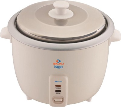 Bajaj RCX-18 1.8 Litre Electric Cooker