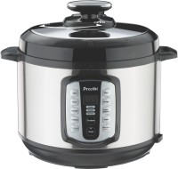 Preethi TOUCH-5.0L 5 L Electric Rice Cooker (Silver)