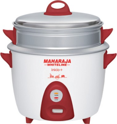 Maharaja Whiteline Inicio+ (RC-101) Rice cooker