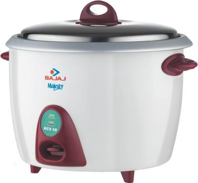 Bajaj Majesty RCX 28 2.8 L Electric Rice Cooker