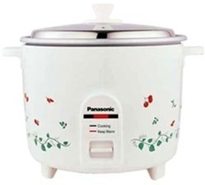 Panasonic SR WA 18HK 1.8 L Rice Cooker available at Flipkart for Rs.1950