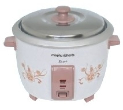 Morphy Richards Rice + Electric Cooker 1.8 L Electric Rice Cooker with Steaming Feature