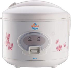 Bajaj Majesty RCX21 Multifunction 1.8 L Rice Cooker