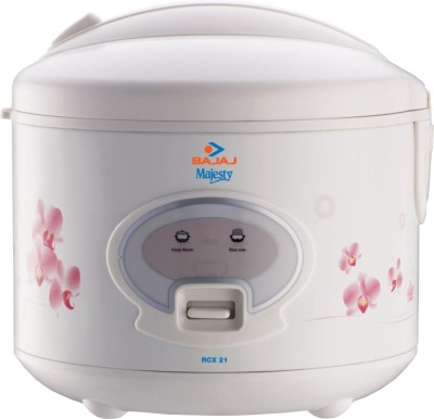 Bajaj Majesty RCX21 Multifunction 1.8 L Rice Cooker