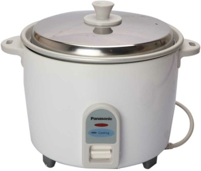 Panasonic SR WA 10 1 L Rice Cooker available at Flipkart for Rs.1700