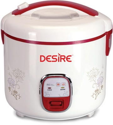 Desire Electric Rice Cooker DRC 18M1 1.8 L