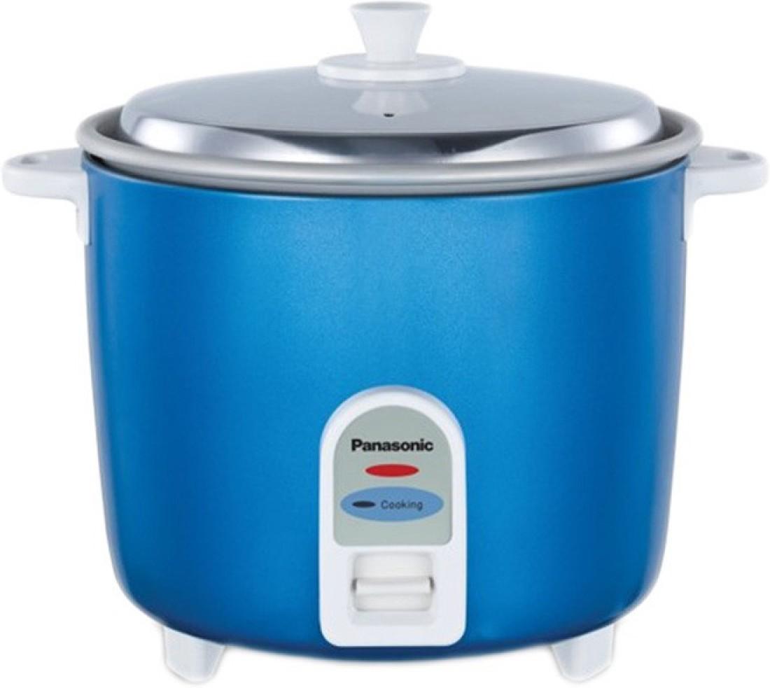 Panasonic SR WA 18H (MHS) 4.4 L Rice Cooker Food Steamer