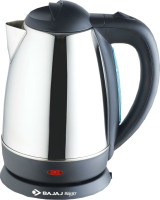 Buy Bajaj Majesty KTX 10 1.7 L SS Electric Kettle: Electric Kettle