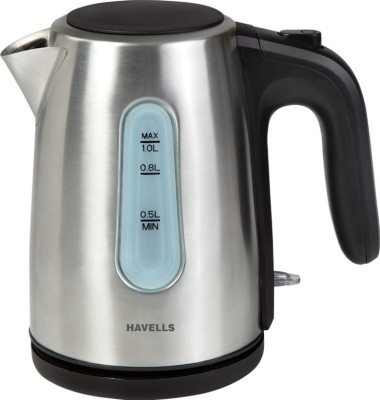 Havells Aquis II 1L Electric Kettle