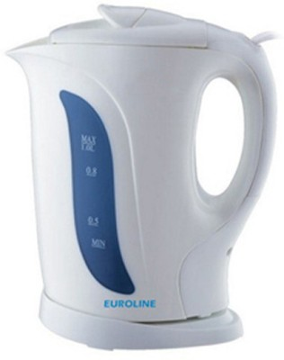 Euroline EL 1216 1.2 L Electric Kettle White