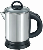 Prestige 41573 - PKGSS 1.7 With Glass Lid 1.7 L Electric Kettle (Silver)