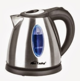 Niki Tasha NT-EK-216 1.2 Litre Electric Kettle