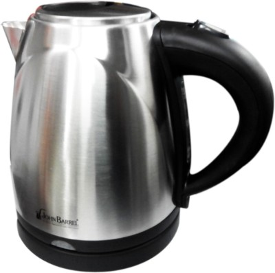 John Barrel Trendy Cordless 1500 W 1.7 L Electric Kettle