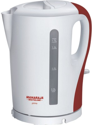 Maharaja-Whiteline-Primo-EK-100-1.7-Litre-Electric-Kettle