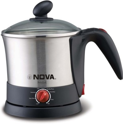 Nova NKT-2725 1.5 L Multifunction Electric Kettle