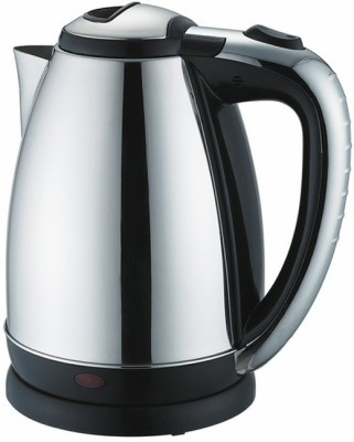 Grind Sapphire Gs55-Lunch Box With 1.8 L Electric Kettle (silver)